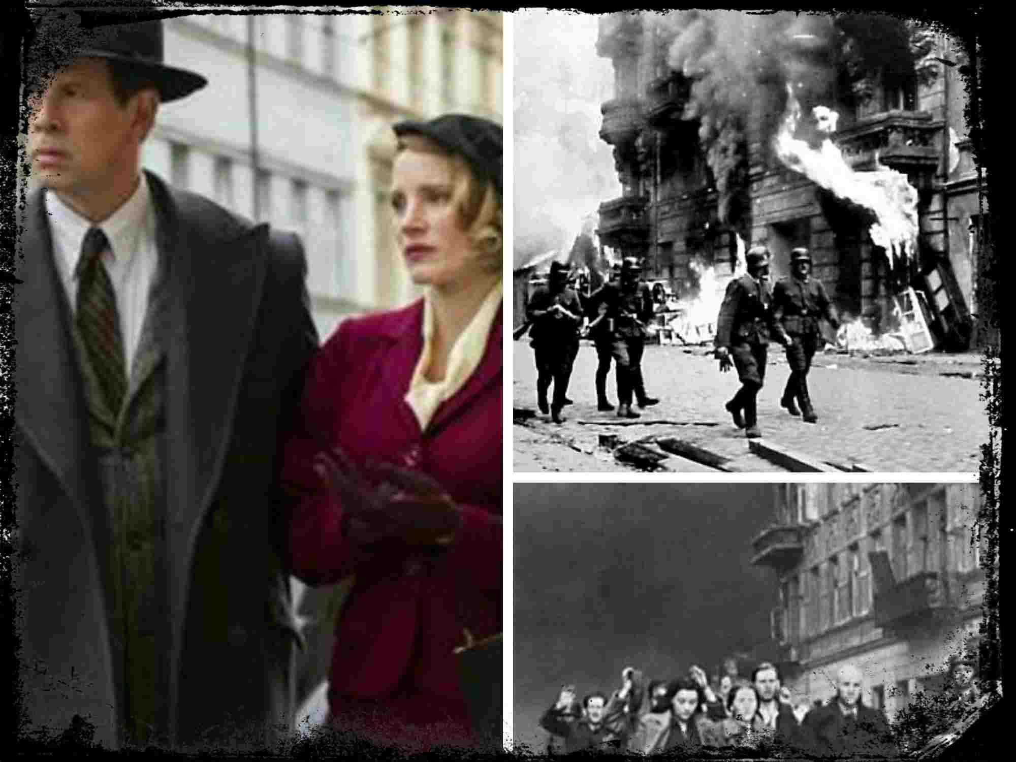 Las jaulas que salvaron a cientos de judíos: la historia del matrimonio Zabinsky