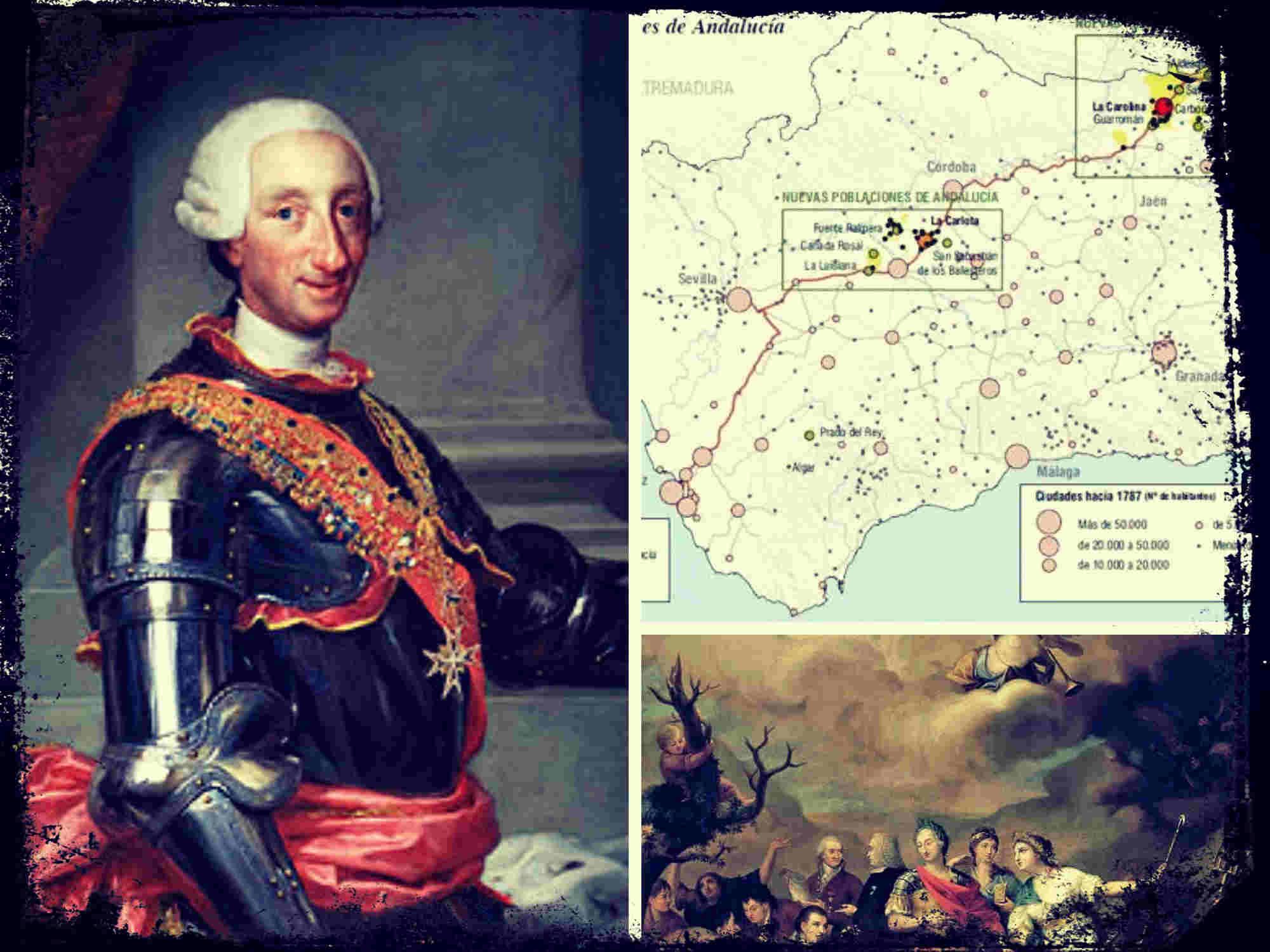 El Plan de Reforma Agraria de Carlos III y el Fuero de las Nuevas Poblaciones