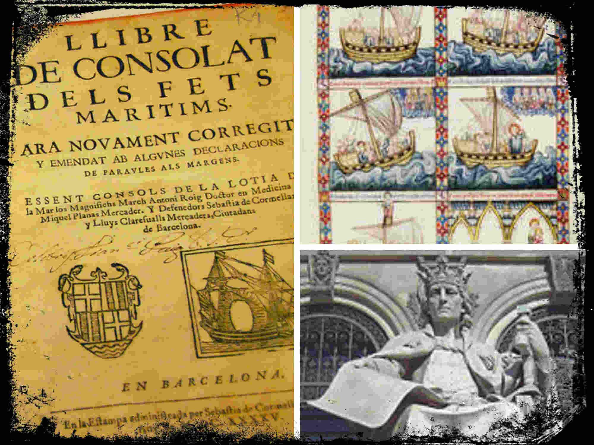 Las primeras Ordenanzas Marítimas de Castilla de Alfonso X El Sabio