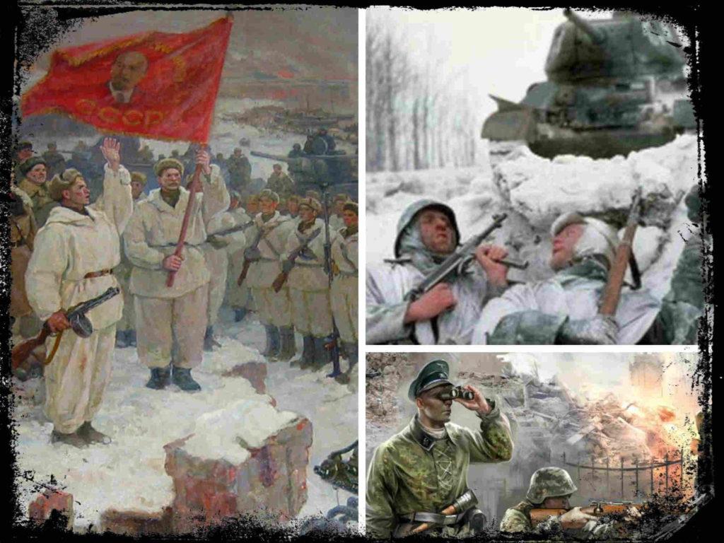 La Batalla de Stalingrado