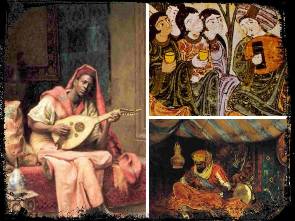 Ziryab, referencia de estilo en al-Ándalus