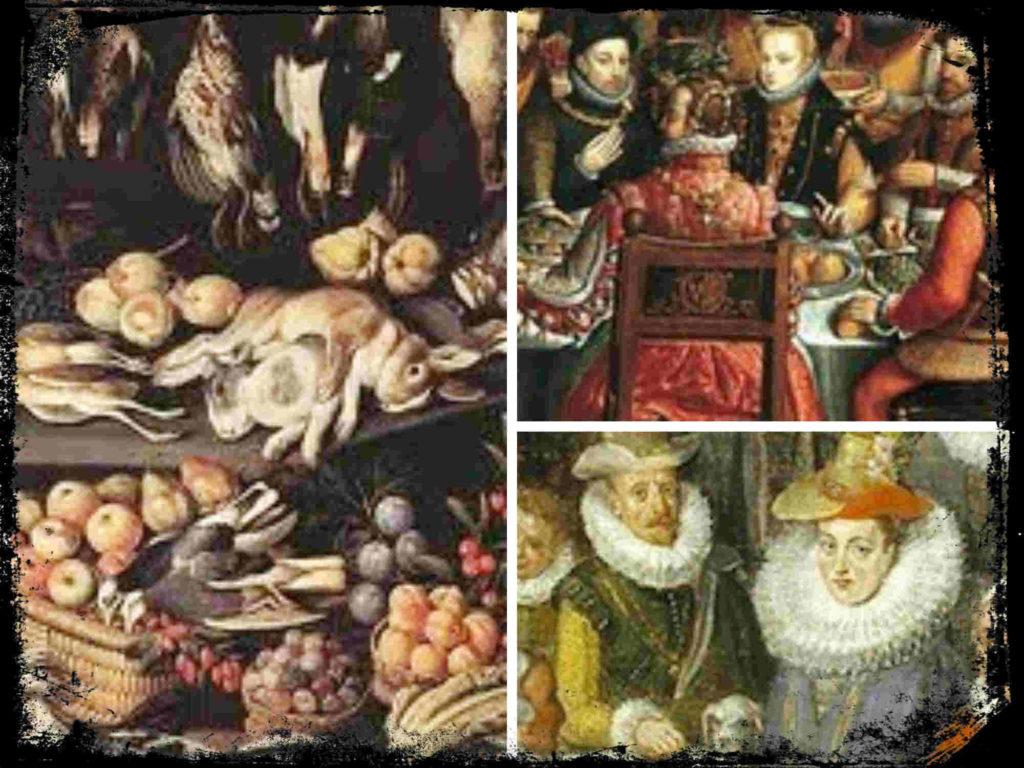 La alimentación en la Corte de Madrid