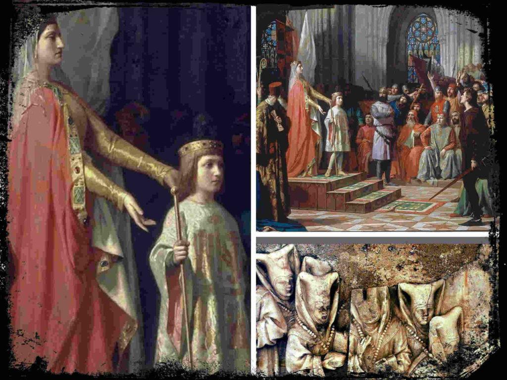 María de Molina, la tres veces reina