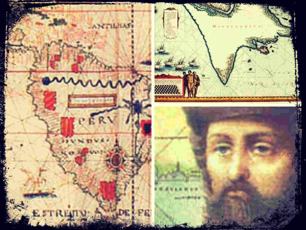 Pedro Sarmiento y la primera colonia española en el Estrecho de Magallanes