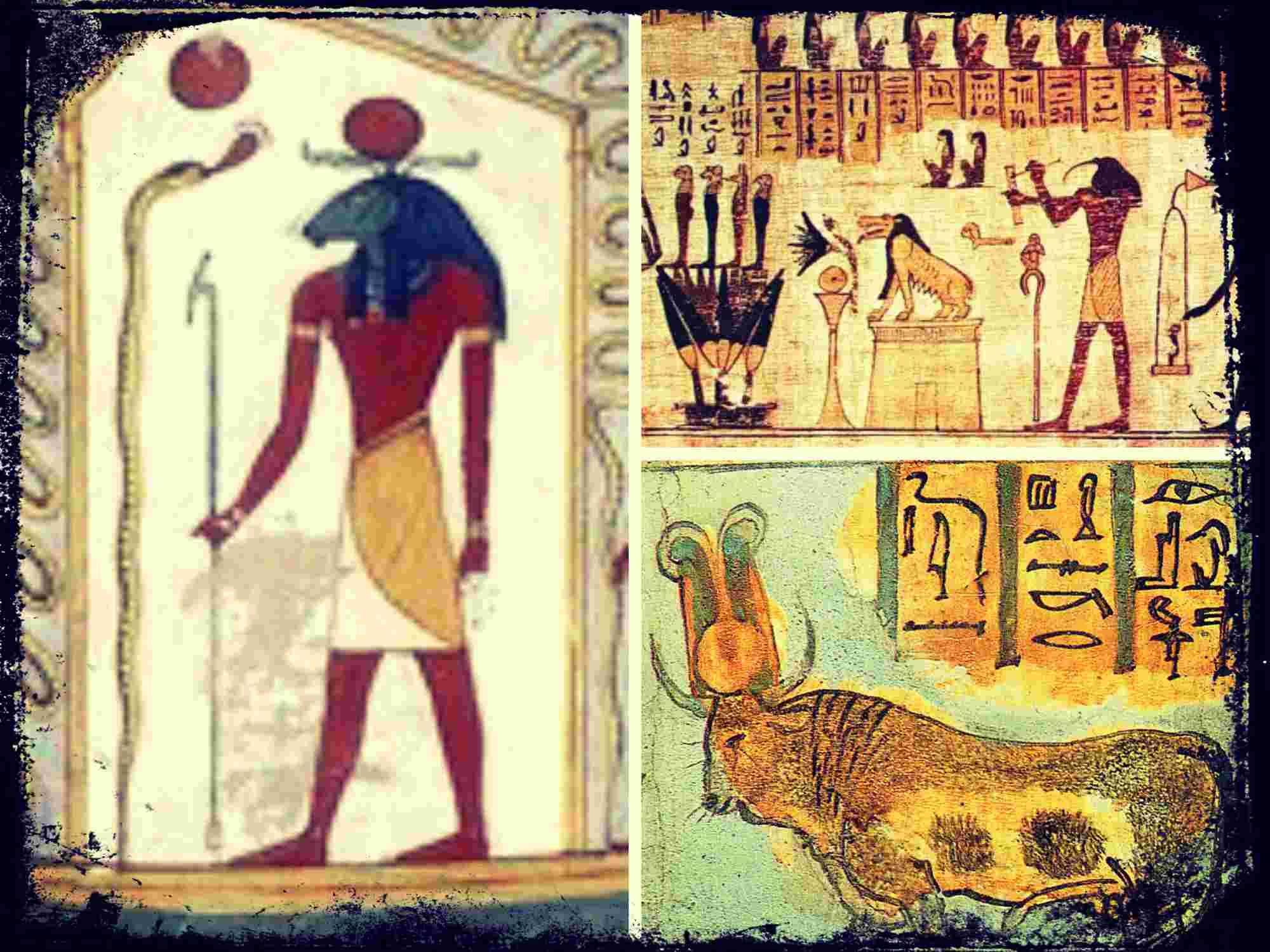 La religión egipcia