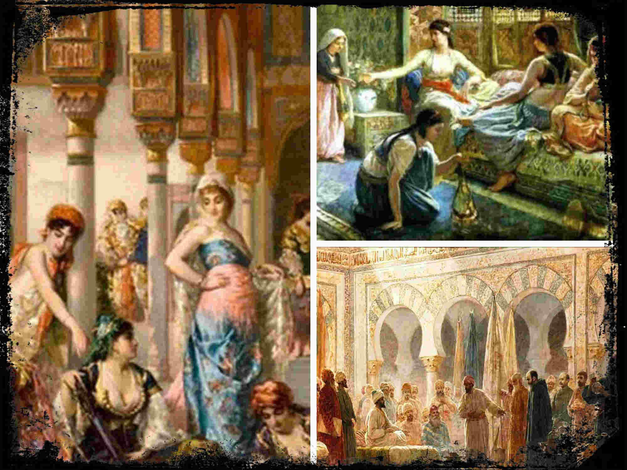 Las vasconas que engendraron emires y califas andalusíes