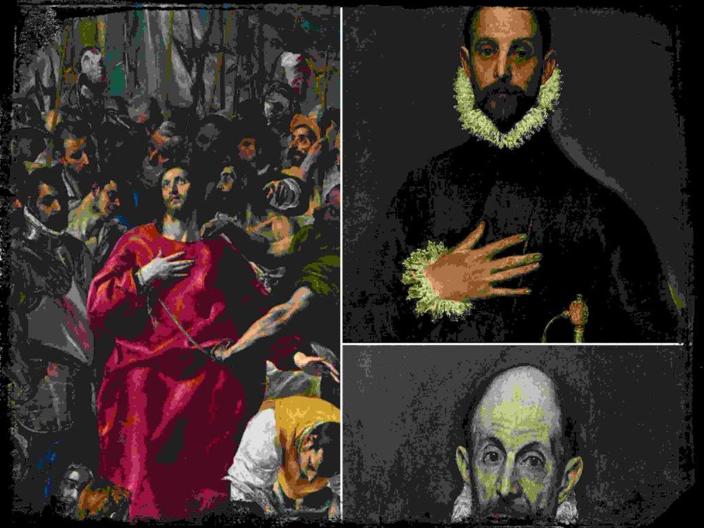 Los enigmas sobre la tumba de El Greco