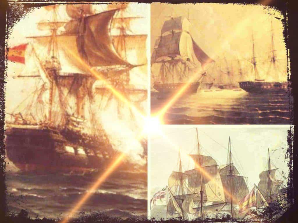 Las fragatas mahonesas y la construcción naval en el siglo XVIII