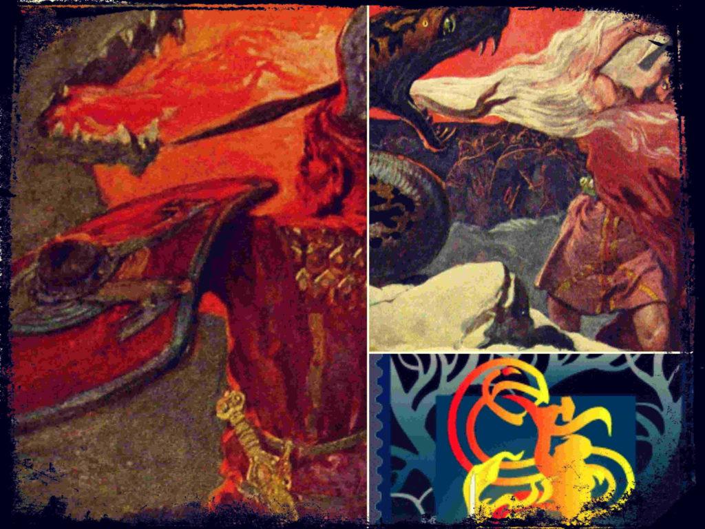Ragnarök, el mito nórdico