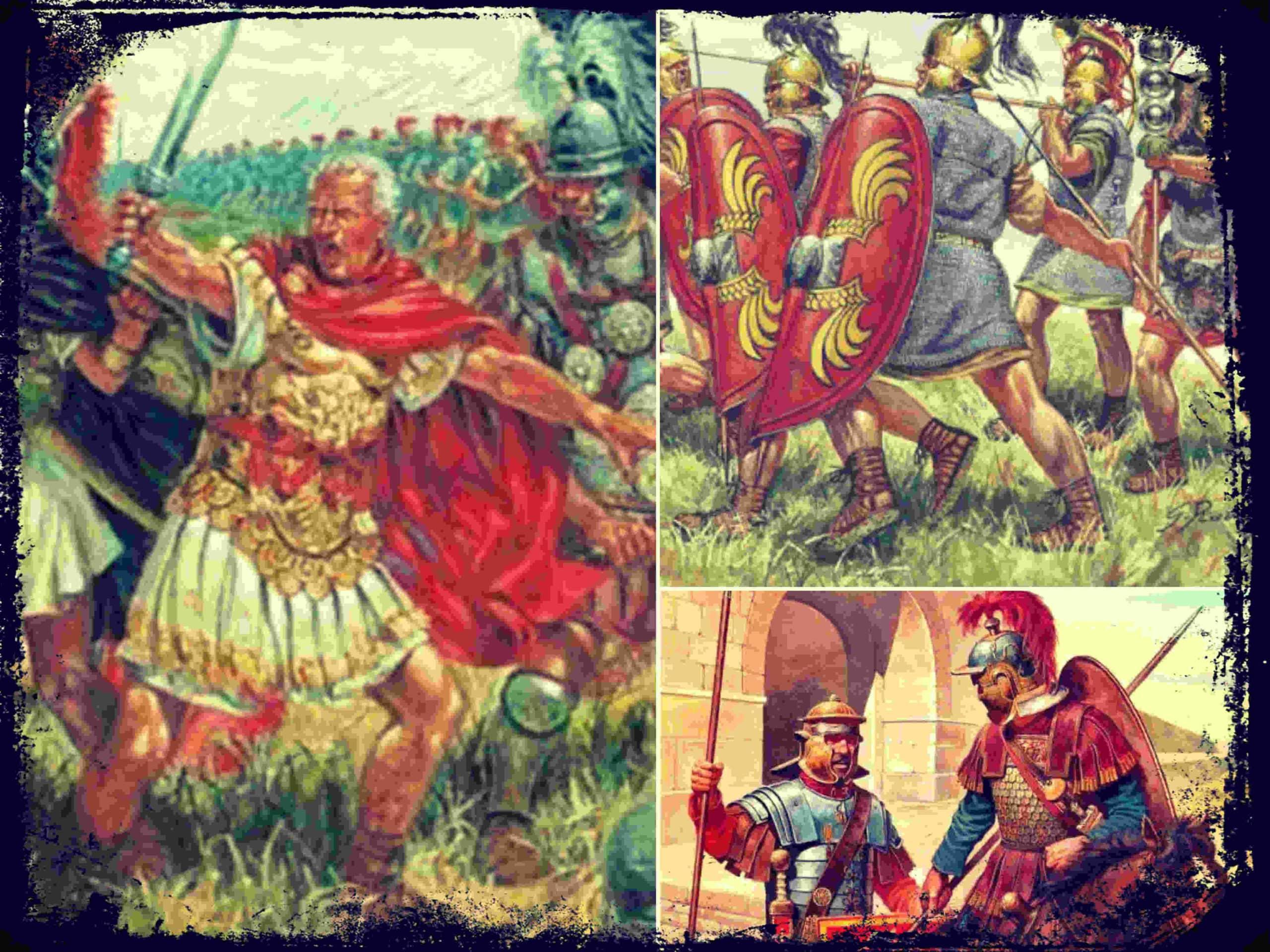 Bellum Sociale, Roma contra sus aliados