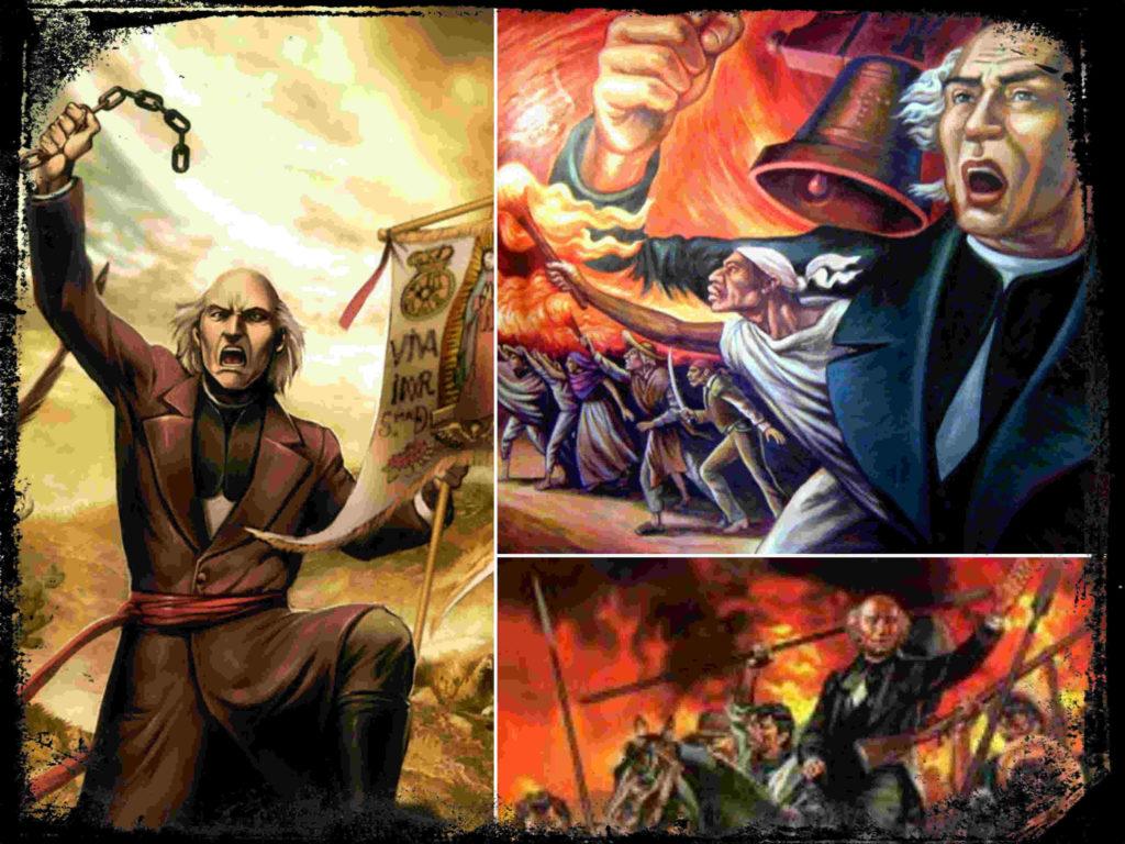 El movimiento insurgente de Hidalgo y la lucha por la independencia de México