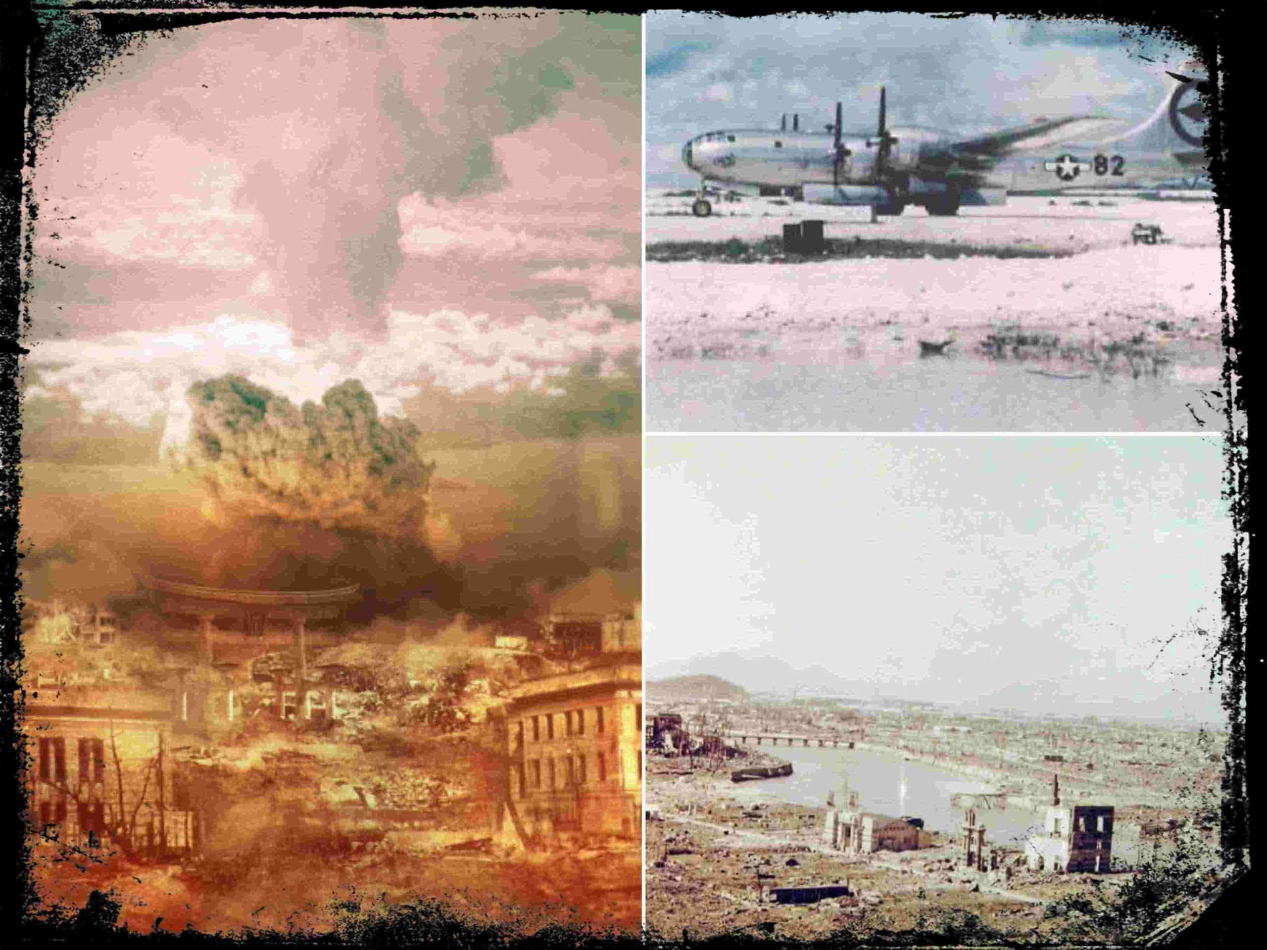 Construyendo la Paz 70 años después de Hiroshima y Nagasaki