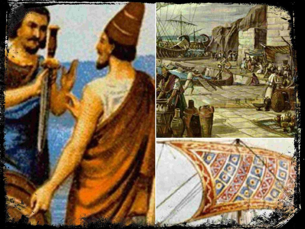 La influencia fenicia en la Península Ibérica