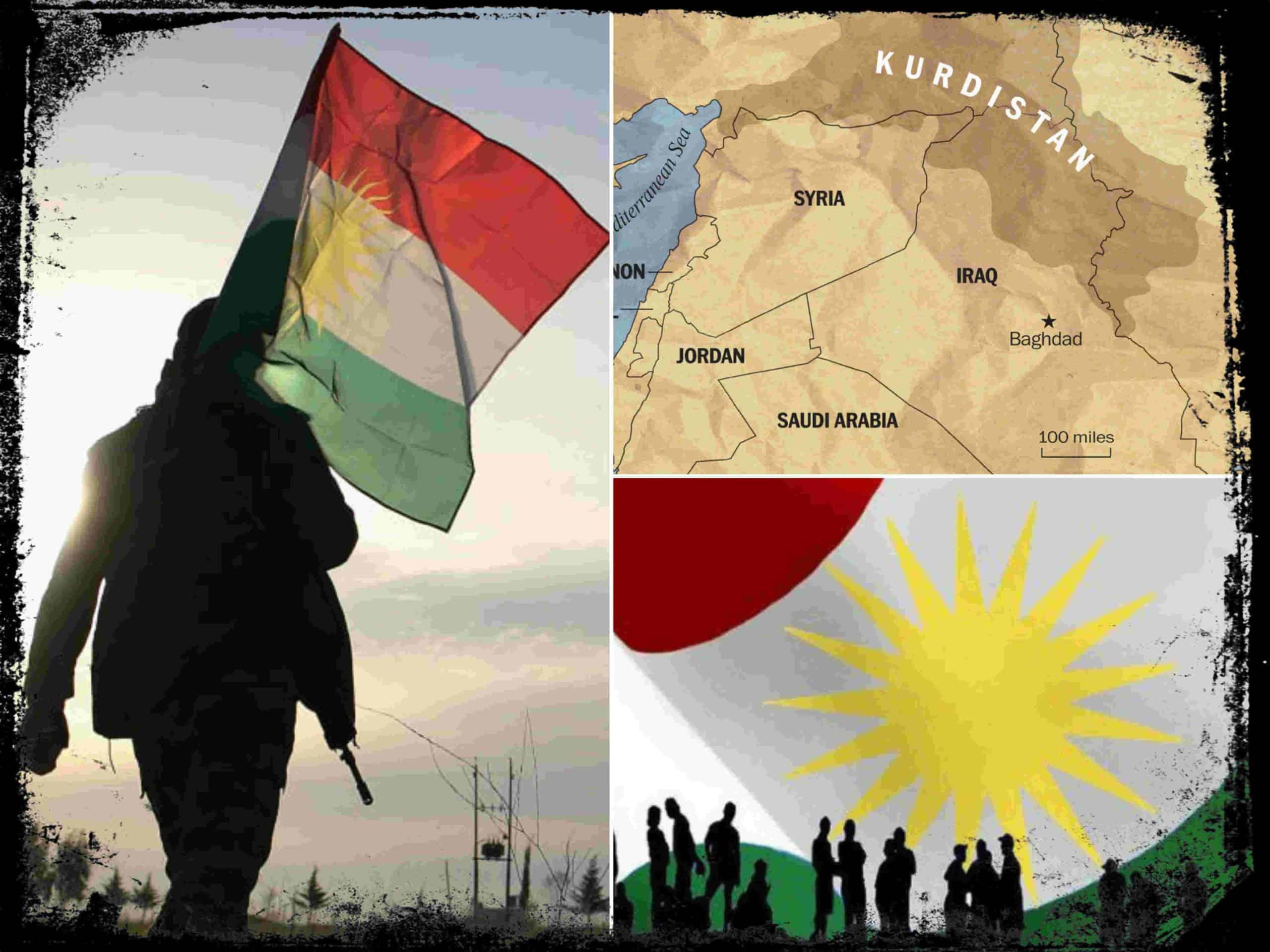 Kurdistán, el país inexistente