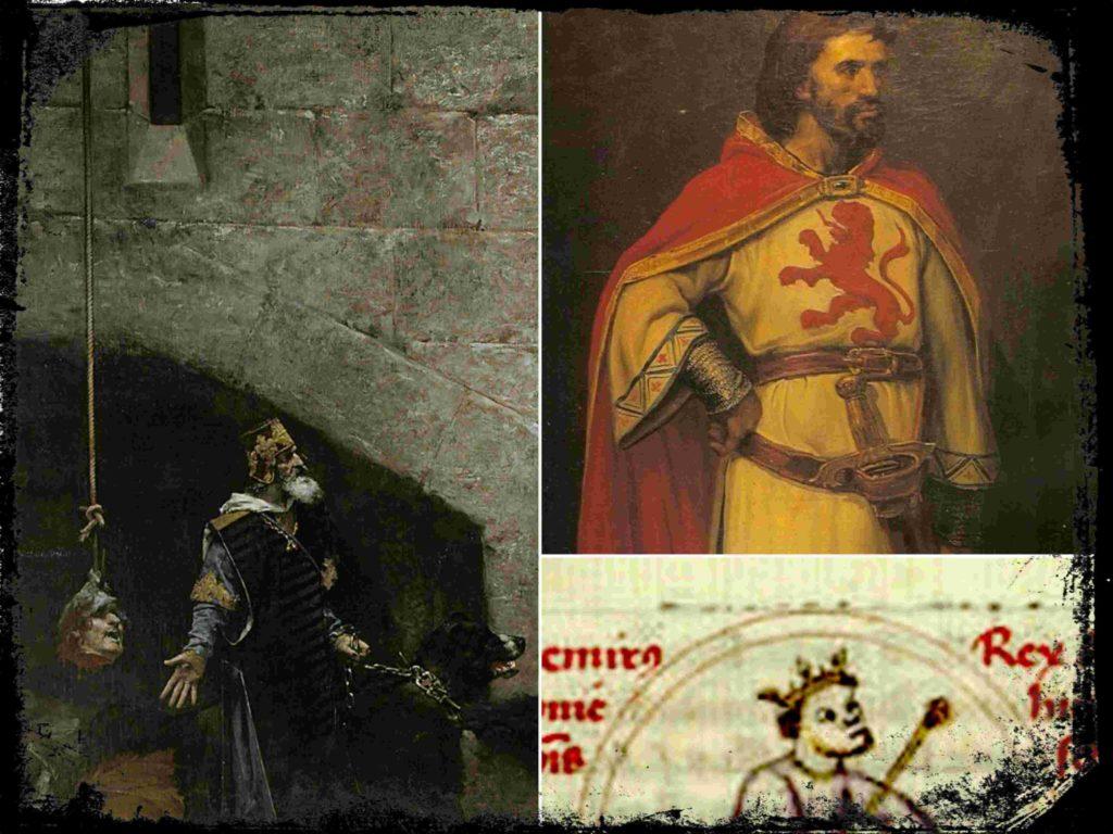 Ramiro II, El Monje