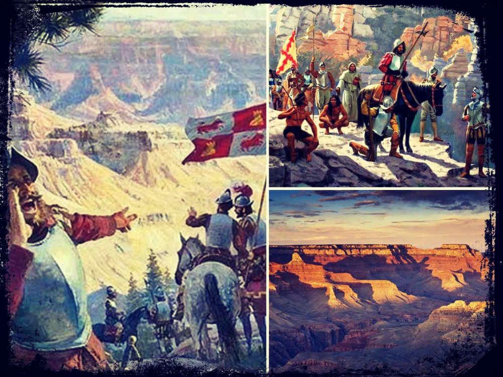 García López de Cárdenas, descubridor del Gran Cañón del Colorado