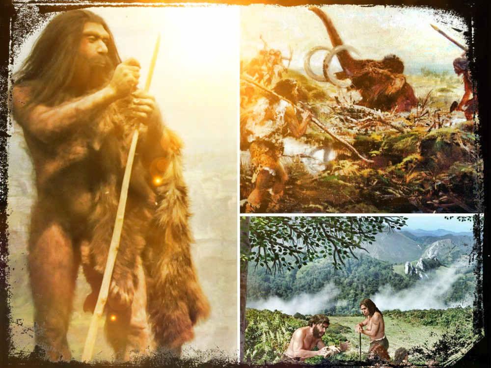 El hombre y su entorno: Desde las sociedades de cazadores-recolectores hasta las primeras civilizaciones antiguas