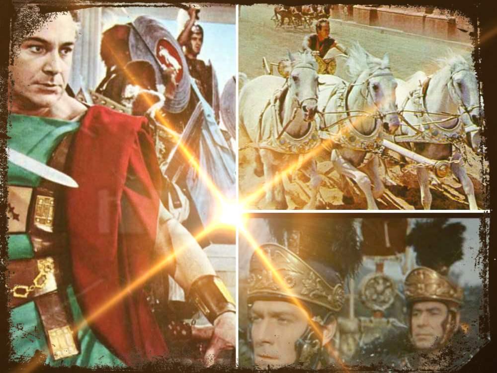 Péplum: Una de romanos
