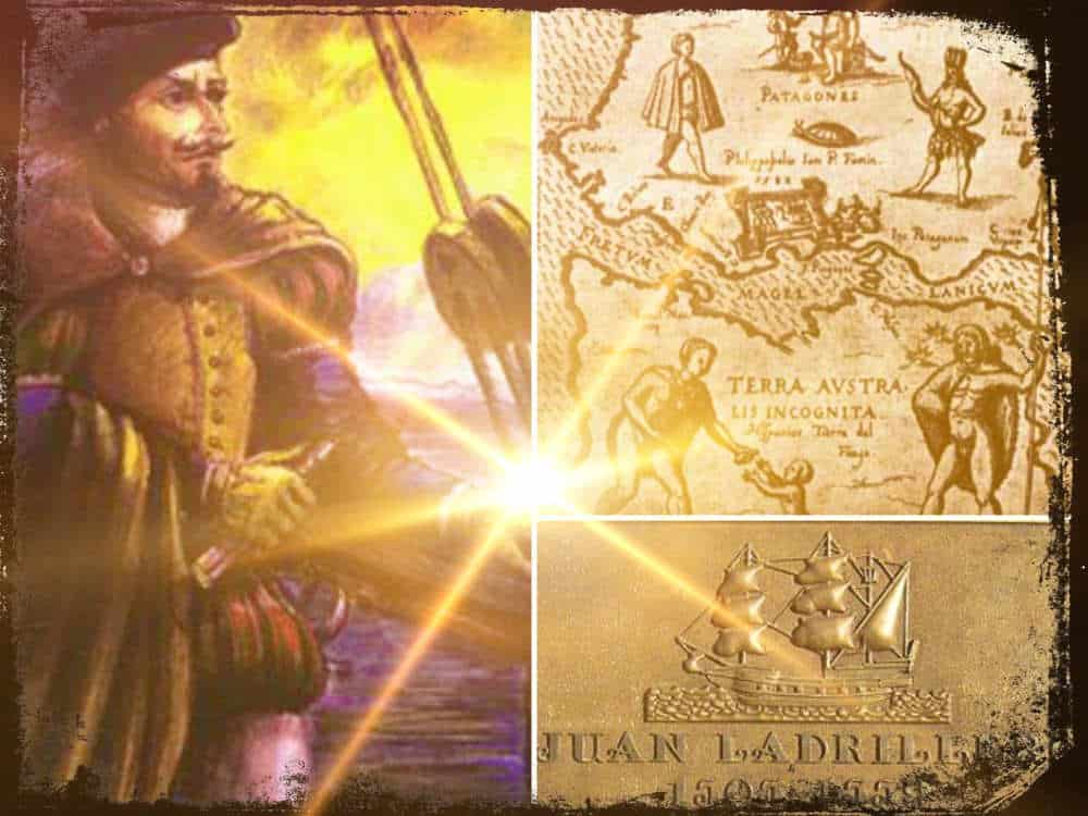 Juan Ladrillero y su exploración por el Estrecho de Magallanes