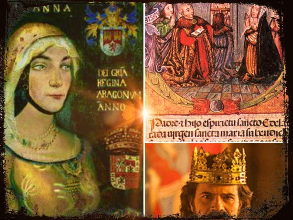 Juana Enríquez, madre del Rey Católico