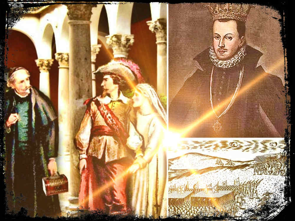 El pastelero de Madrigal que intentó ser Rey de Portugal
