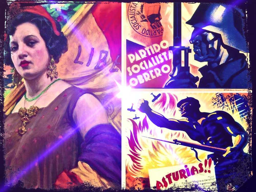 1934, insurrección y Golpe de Estado