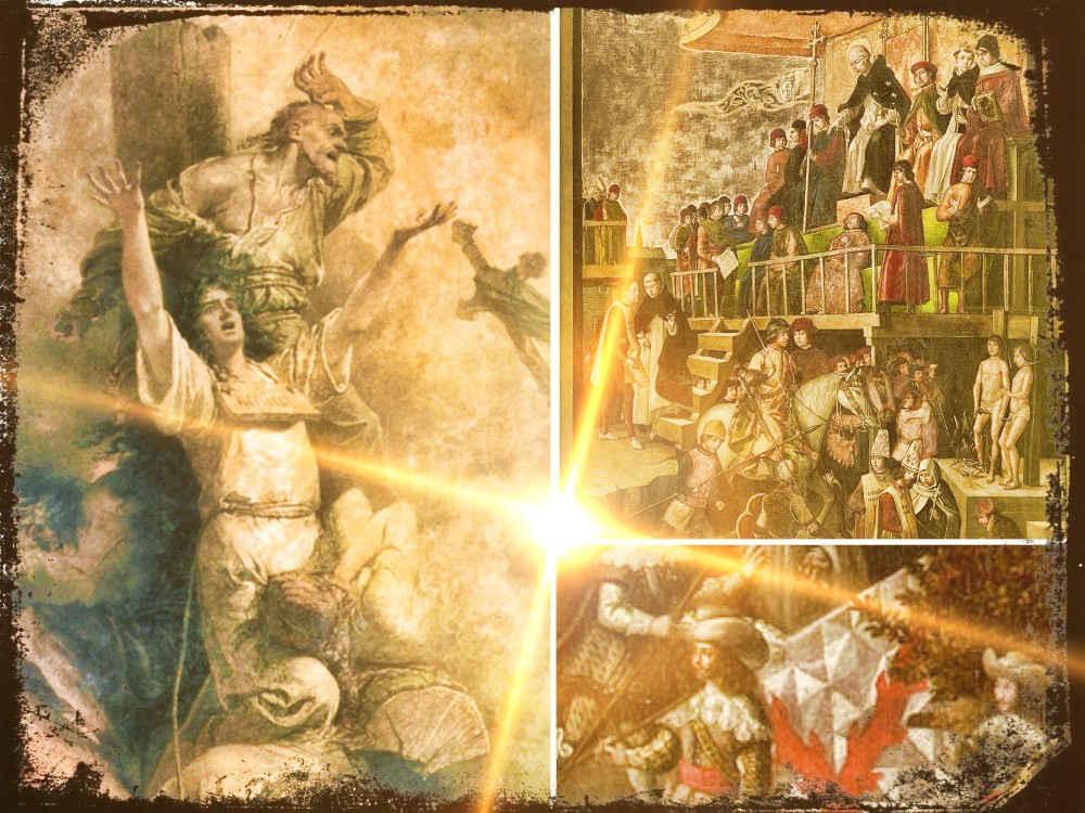 El auto de fe de Madrid de 1680