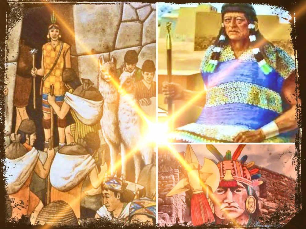 Los Curacas, dirigentes incaicos