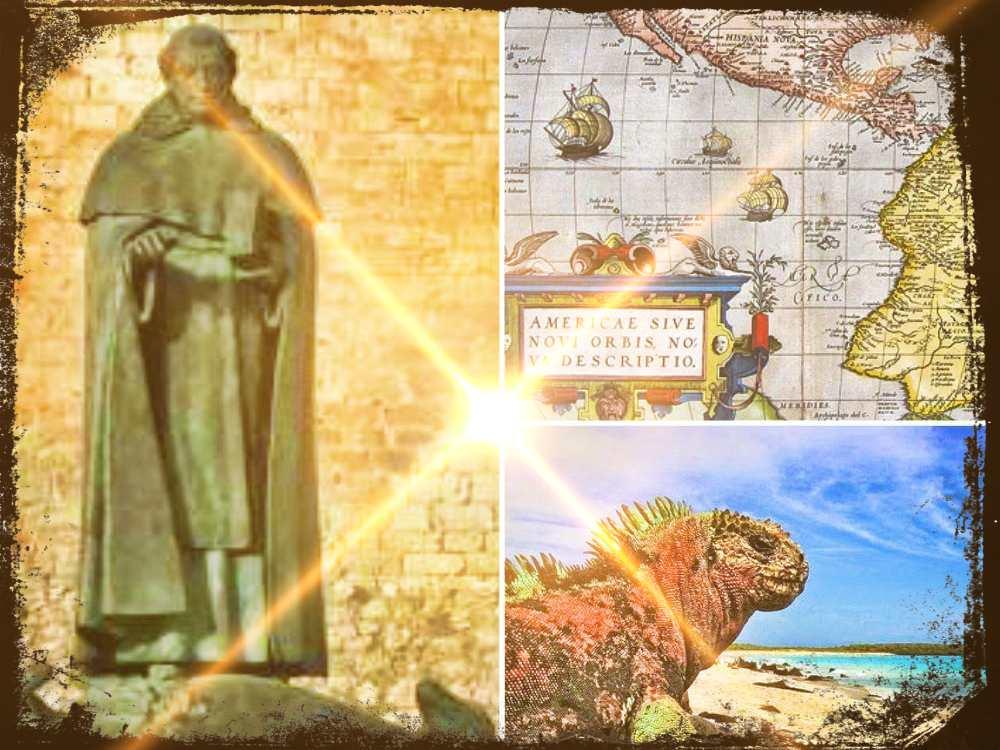 Fray Tomás de Berlanga, descubridor de las Galápagos