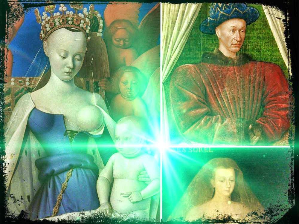 Inés Sorel, la primera favorita oficial de un Rey de Francia