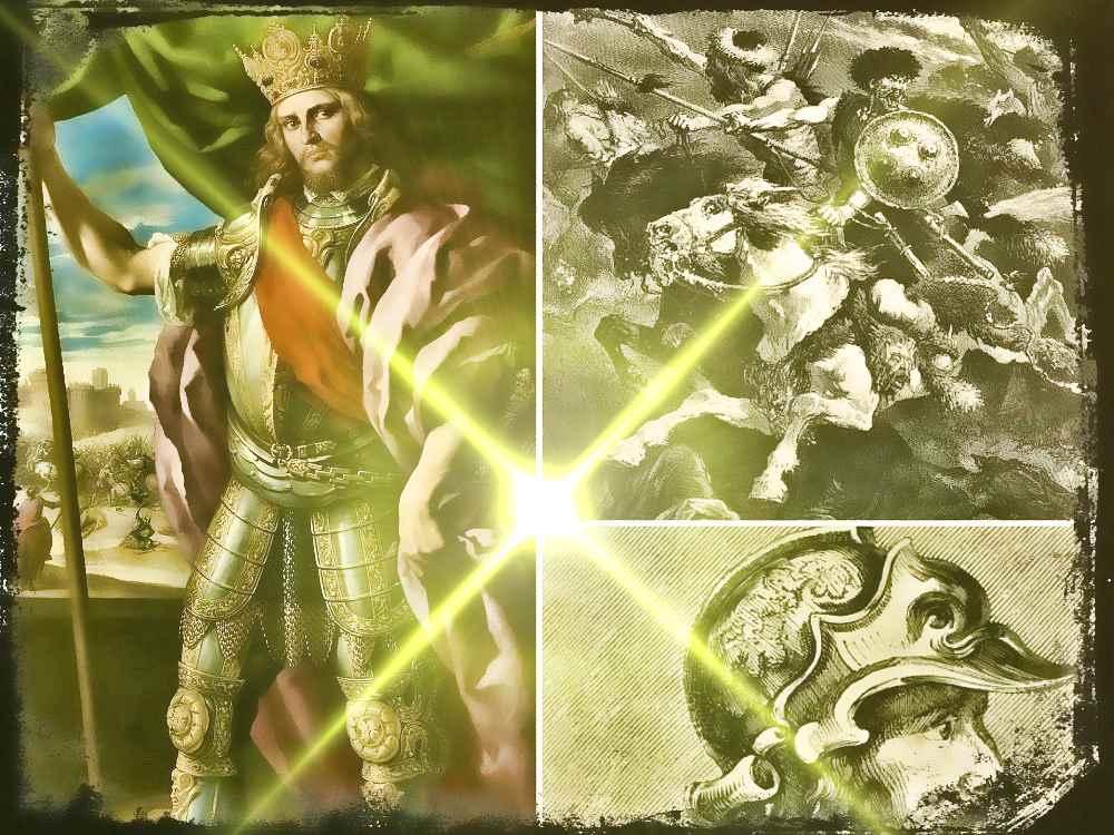 Teodoredo. Visigodos, hunos y romanos, tiempo de Bárbaros