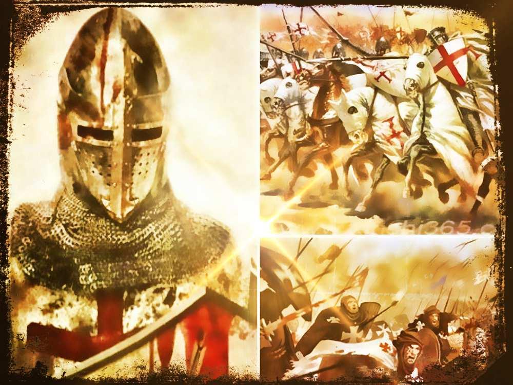La Primera Cruzada, origen de la Orden del Temple