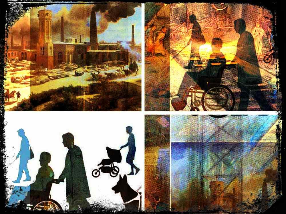 Las Personas con Discapacidad en los comienzos de la sociedad industrial