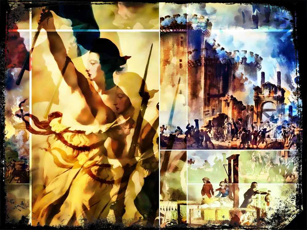 La Revolución Francesa, el parte aguas de la Edad Moderna y la Contemporánea