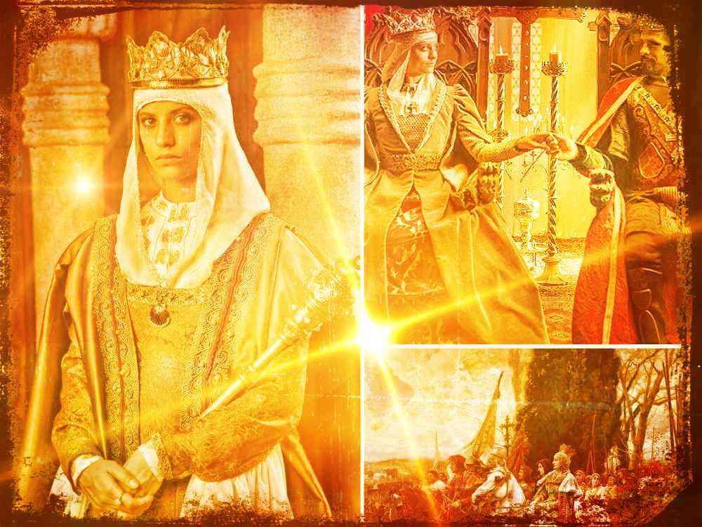 Los primeros años de Isabel la Católica