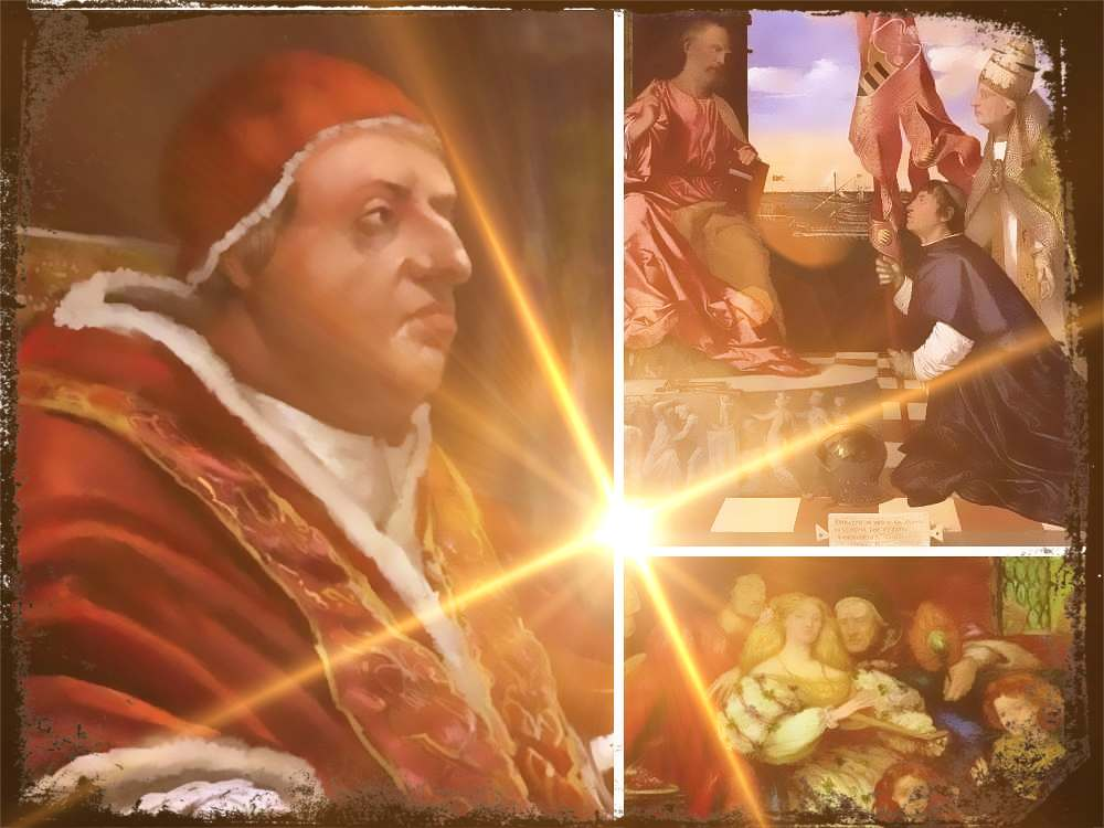 Rodrigo Borja, el Papa Alejandro VI