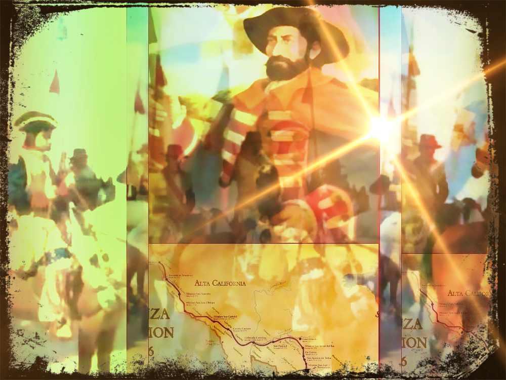 Juan Bautista de Anza y la exploración de la Alta California