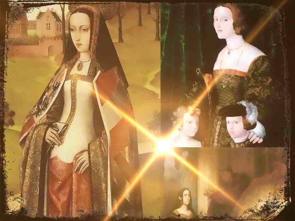 Largos tiempos de funeral, Juana la Loca 1506-1509