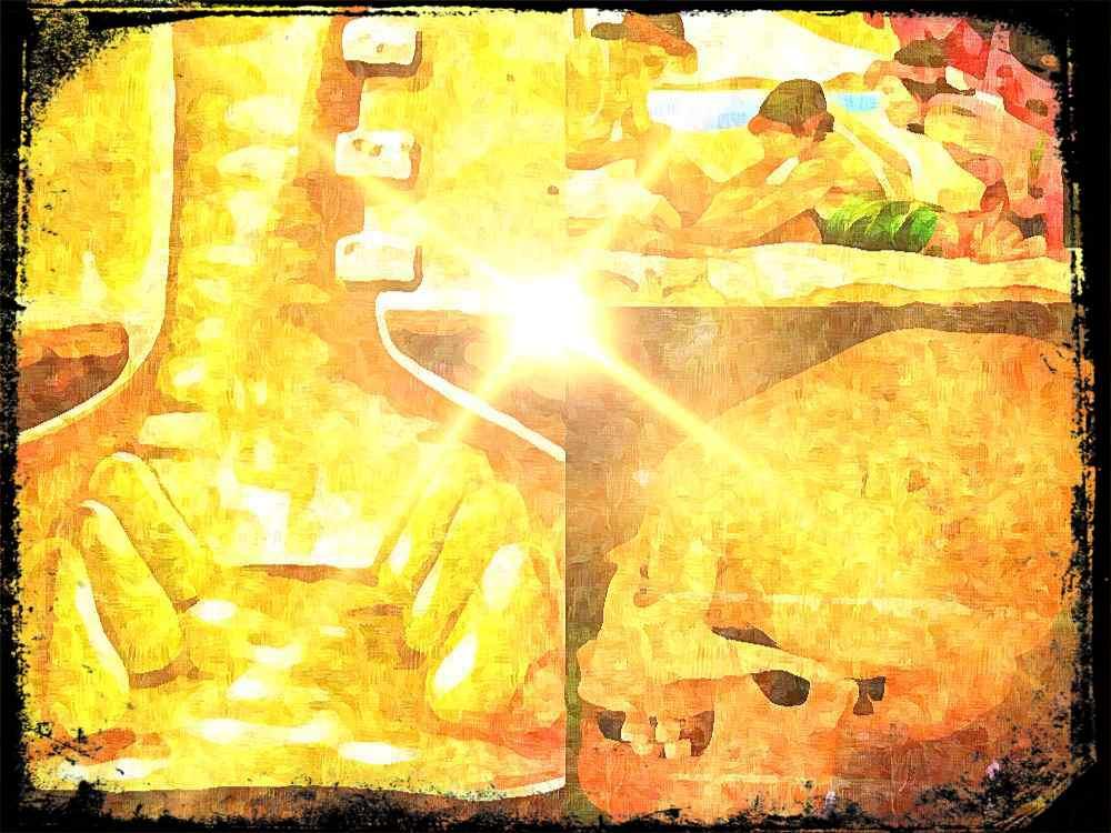 Las prácticas funerarias de la cultura Paraca
