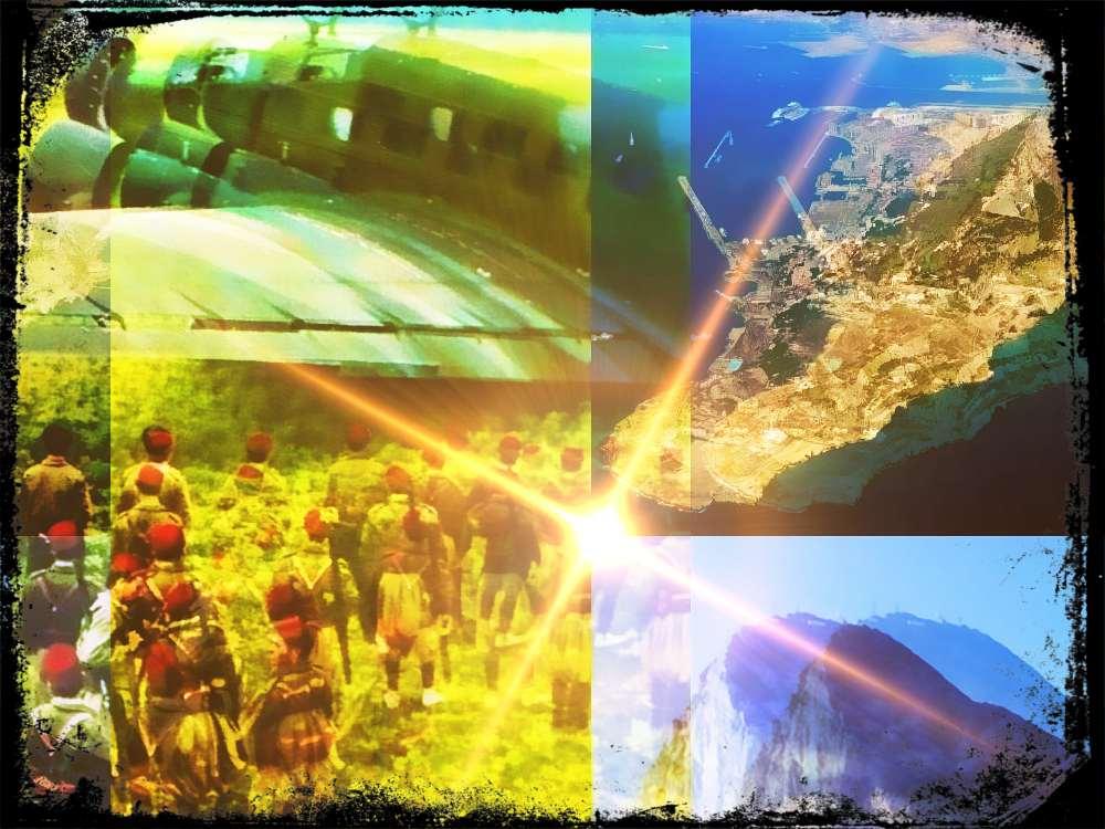 El papel de Gibraltar durante la Guerra Civil española