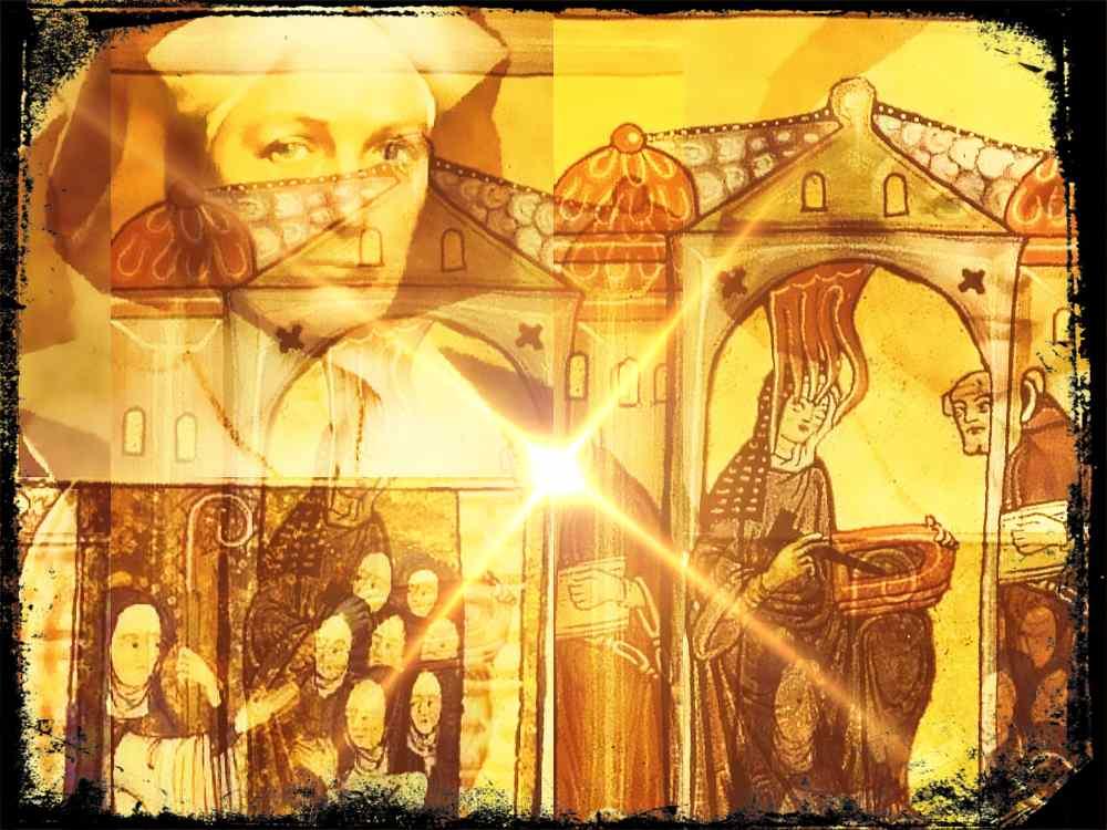 Las visiones de Hildegarda de Bingen
