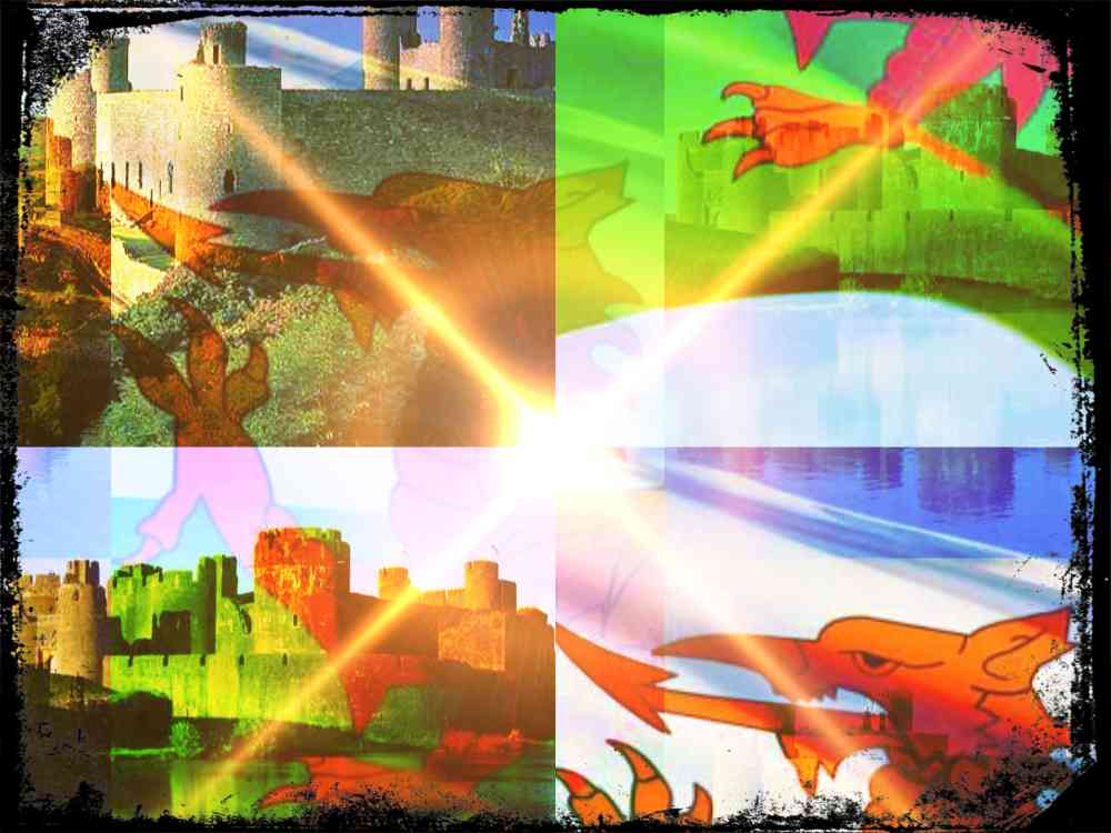 Gales: castillos de leyenda