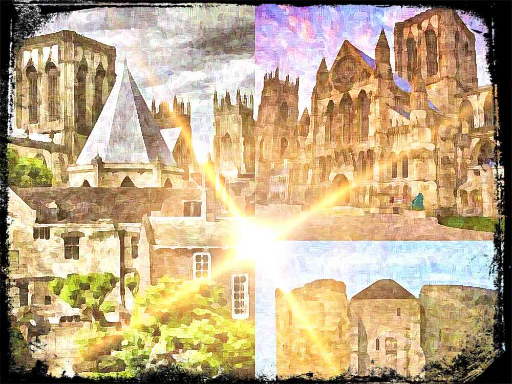 York, la fortaleza del norte