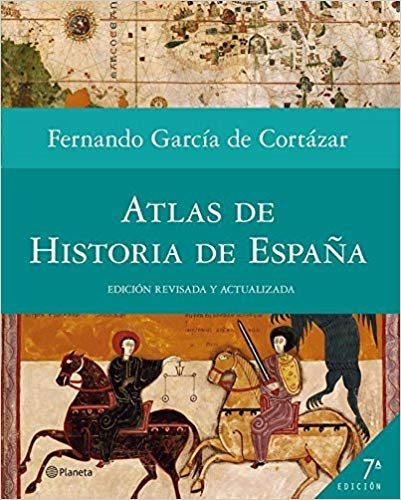 Atlas de Historia de España (Fuera de colección)