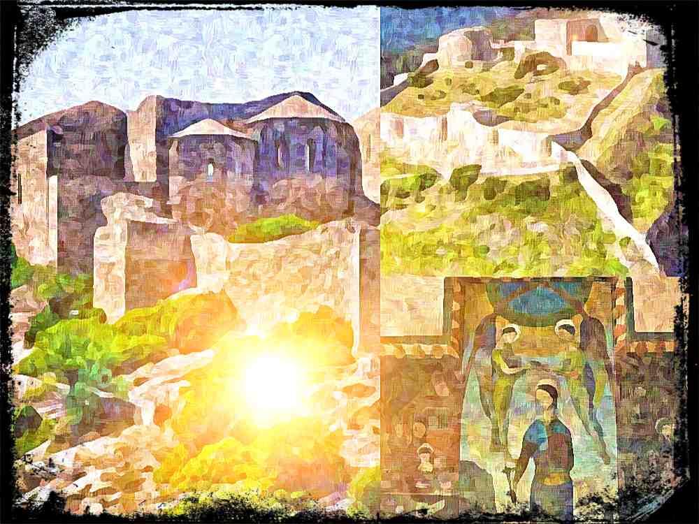 Castillo de Claramunt: la atalaya de la Anoia