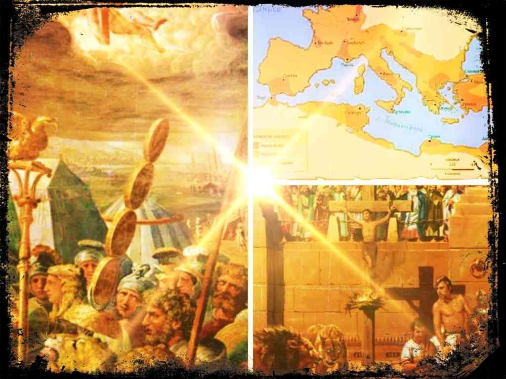 Imperio romano: El triunfo del Cristianismo