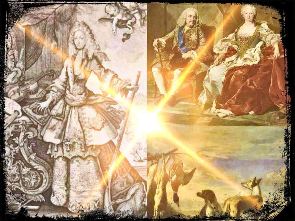 Isabel de Farnesio, reina de la caza