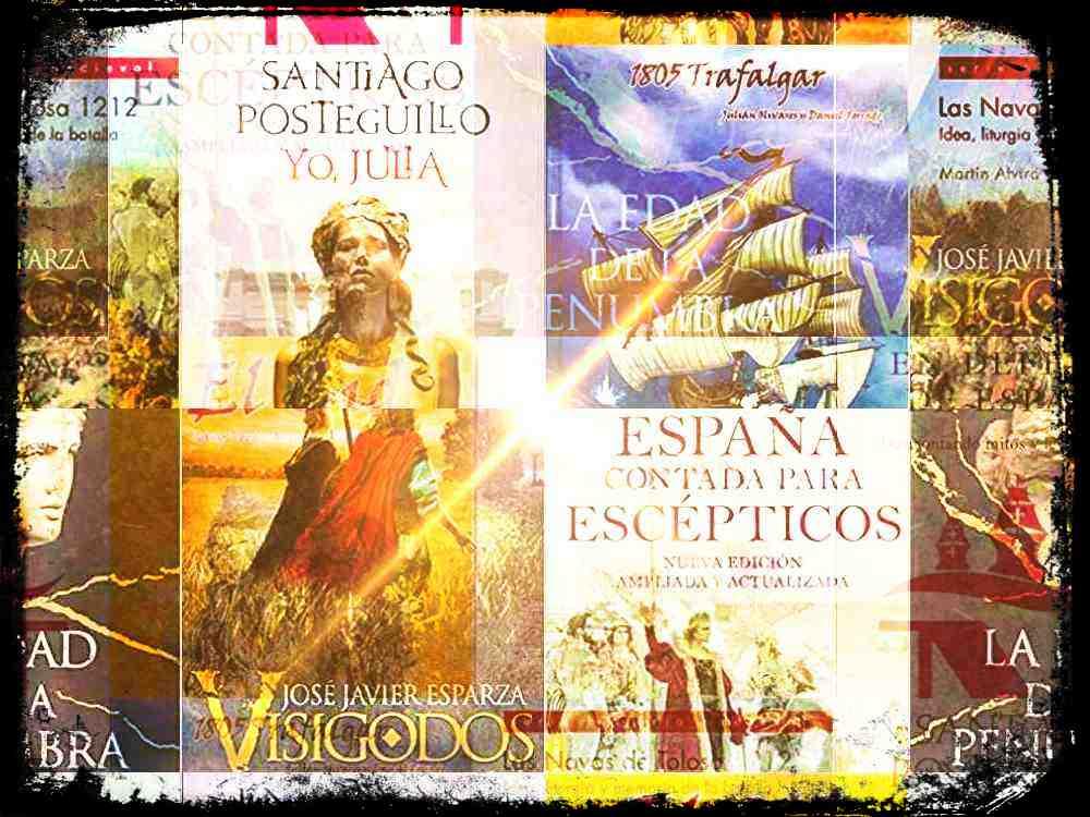 24 Libros de Historia para el Día del Libro