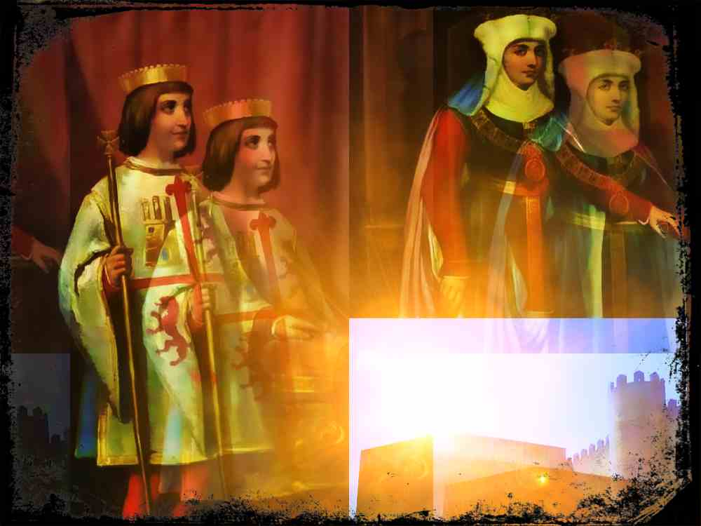 La regencia de Álvaro Núñez de Lara y la muerte del rey Enrique I