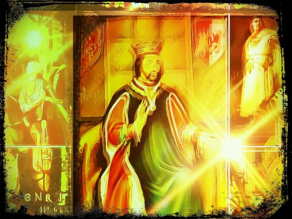 Enrique III, rey de Castilla y abuelo de Isabel la Católica